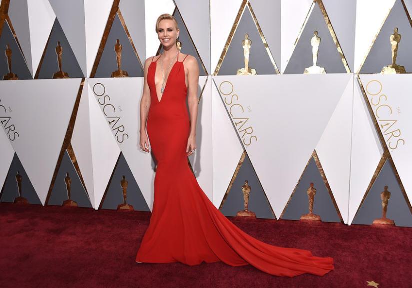 Oscary 2016 - czerwony dywan