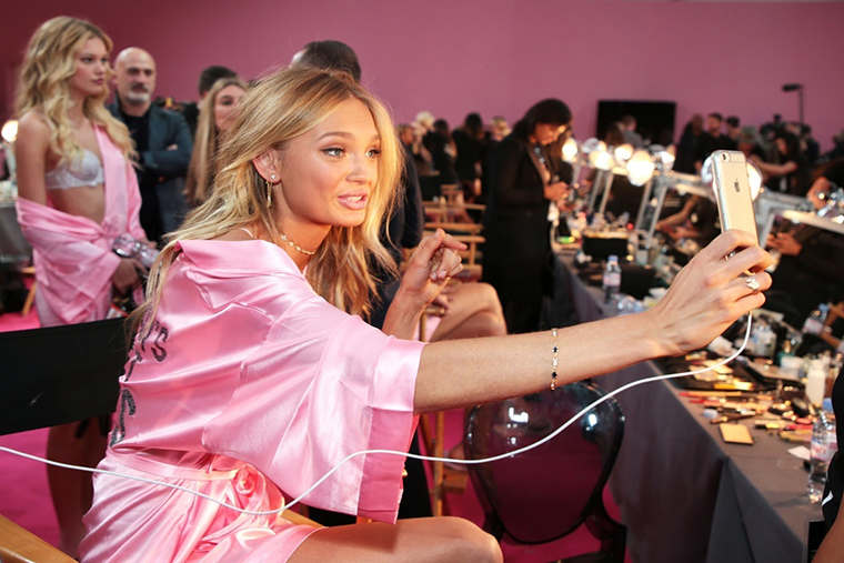 Backstage Victoria's Secret 2016