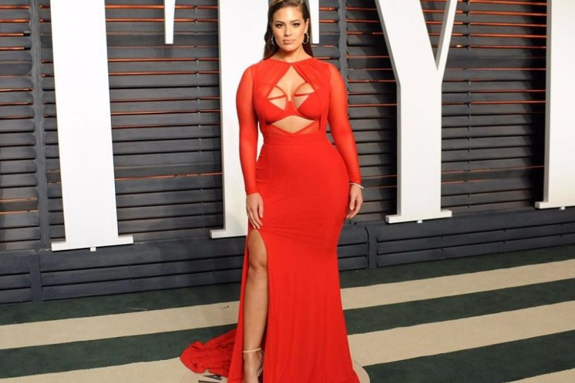 modelka ashley graham