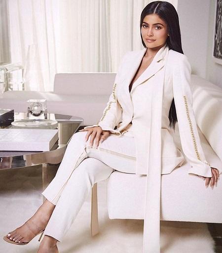 Kylie Jenner dziś jest wpływową milionerką
