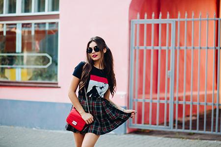 Dziewczyna rockmana