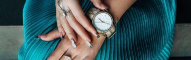 Elegancki zegarek