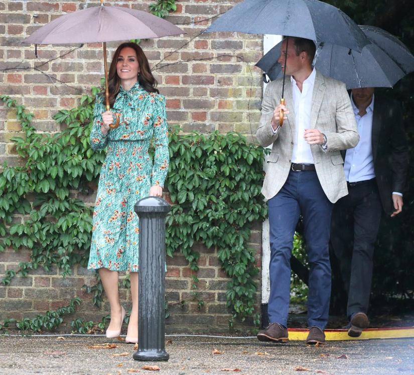 Ostatnie zdjęcia księżnej nie wskazują, że wkrótce po raz trzeci zostanie mamą