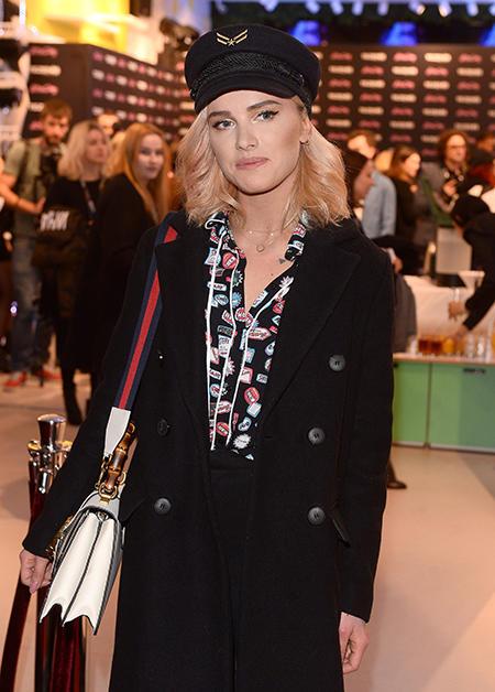 Maffashion   Rita Ora promuje sklep Tezenis w Arkadii fot. P.Kibitlewski     fot. P.Kibitlewski/ONS