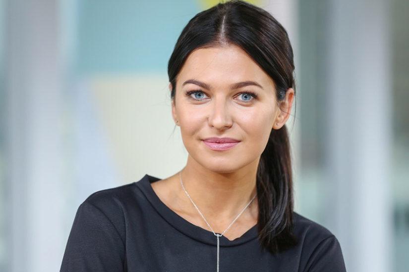 Anna Lewandowska lubi naturalny makijaż