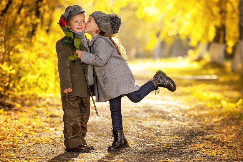 dzieci kurtki na jesień