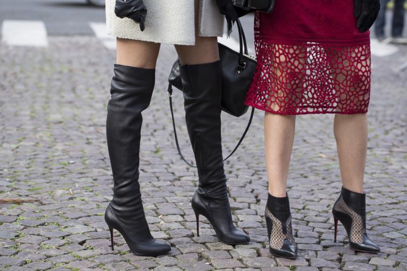modne damskie obuwie na jesień