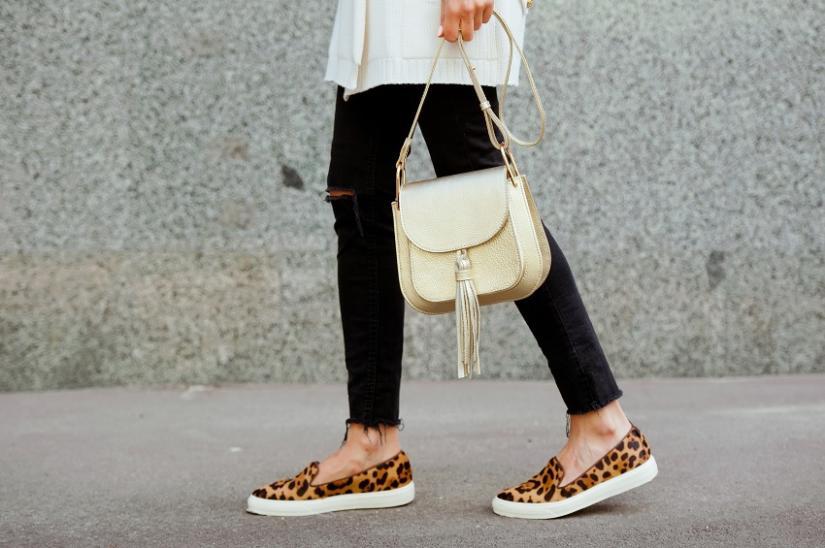 Lekkie buty na jesień
