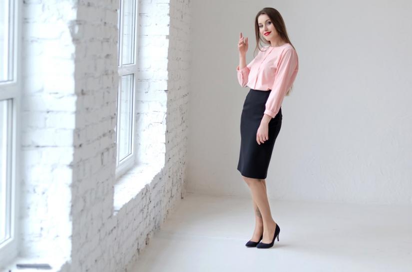 2f4df5a1 Ubrania do biura - dress code - Allani trendy