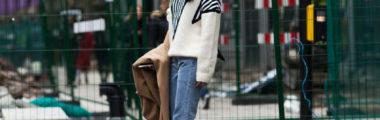 Bluza na jesień idealnie pasuje do jeansów