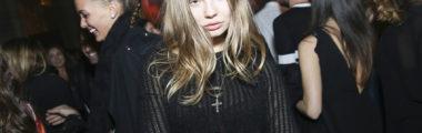 Magdalena Frąckowiak lubi czarne ubrania