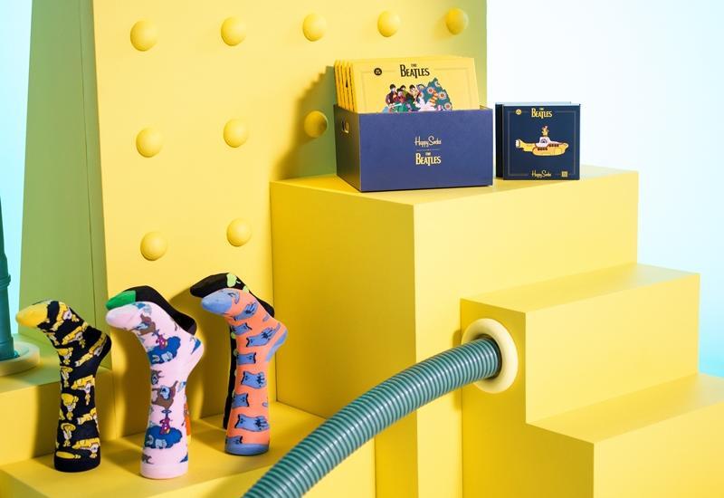 happy socks nowa kolekcka