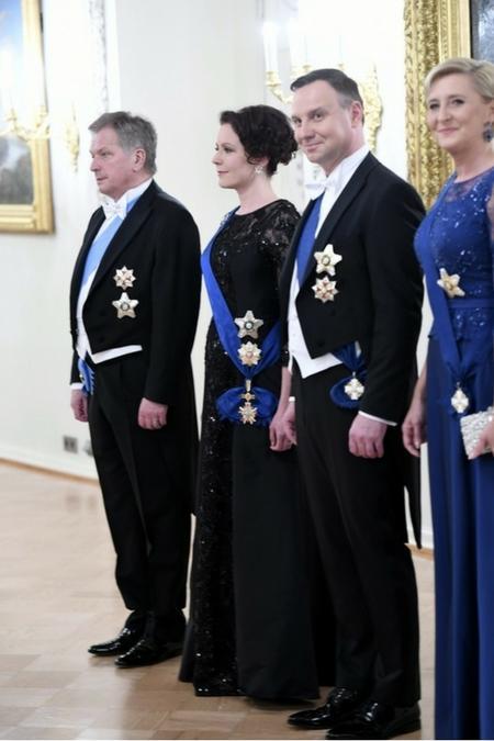 Para prezydencka w Finlandii