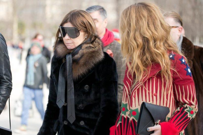 carine roitfeld fashion week