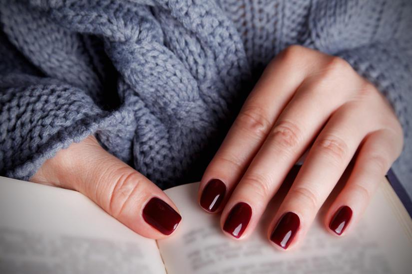 jak zadbać o paznokcie jesienią