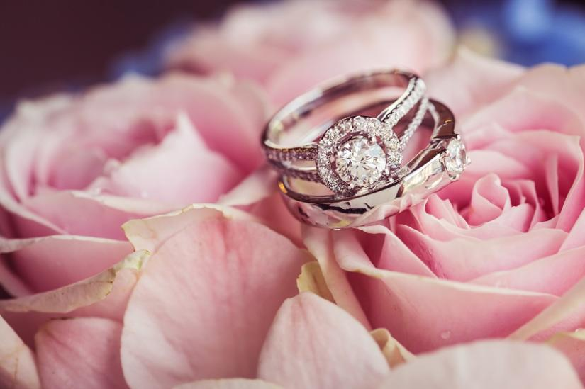 Jak Nosić Pierścionek Zaręczynowy I Obrączkę Allani Trendy
