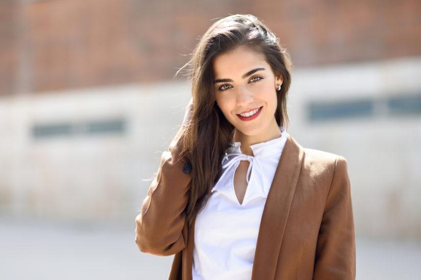 moda biznesowa dla kobiet