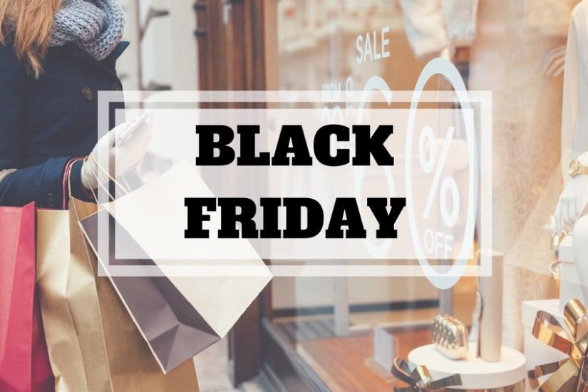 Black Friday - wyprzedaże w sklepach