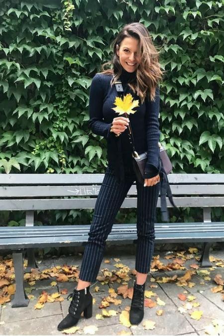 Anna Lewandowska w botkach, które robią furorę