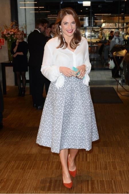 Anna Dereszowska w butach idealnych dla każdej kobiety
