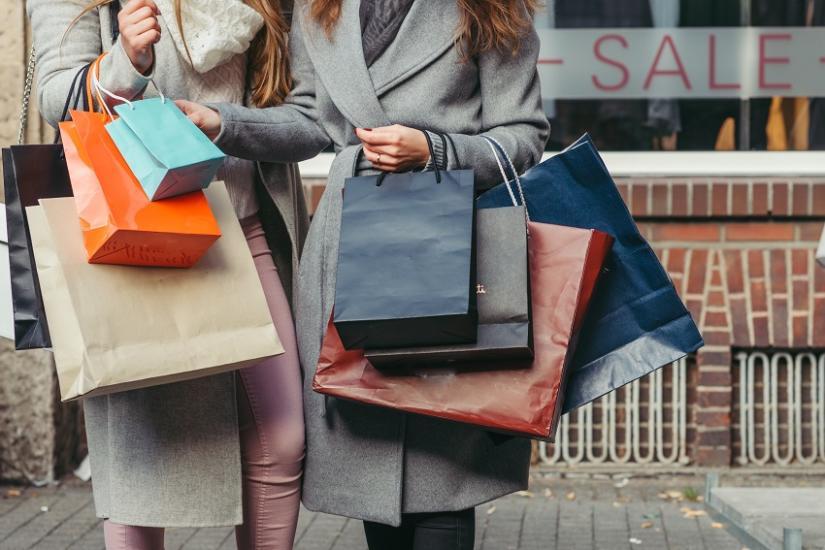 Black Friday to idealny dzień na zakupy z przyjaciółką