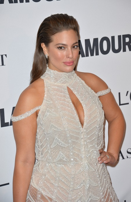 10. Ashley Graham 5,5 mln dolarów