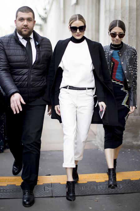 Biale Spodnie W Zimie Tak To Mozliwe Allani Trendy