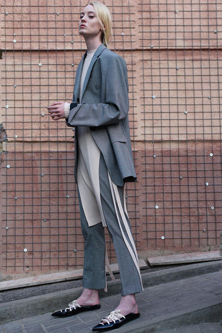 Damski garnitur