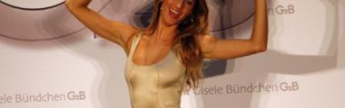 Gisele Bundchen w rankingu Forbes