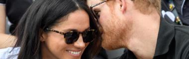 Zaręczyny Meghan Markle i księcia Harry'ego