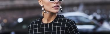 modne kolczyki na jesień 2017
