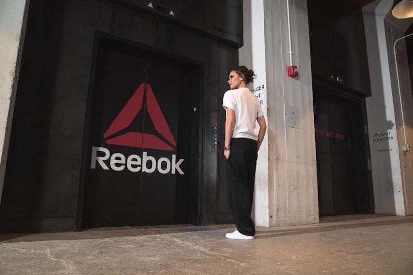 Victoria Beckham i Reebok
