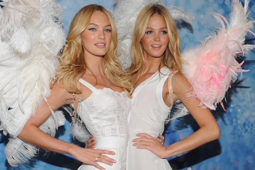 Jak Aniołki Victoria's Secret dbają o formę