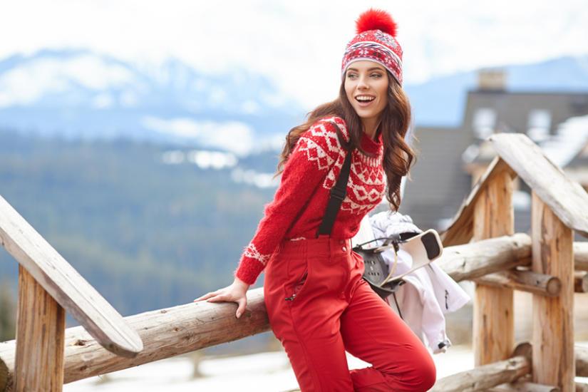 Moda w stylu Apres Ski