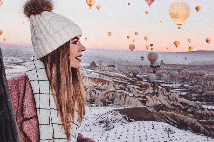 czapki damskie na zimę