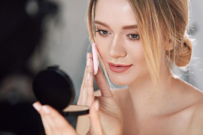 Makijaż kamuflujący