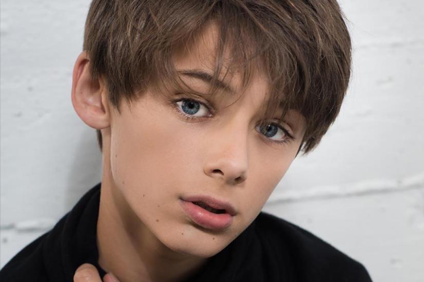 najpiękniejszy chłopczyk na świecie
