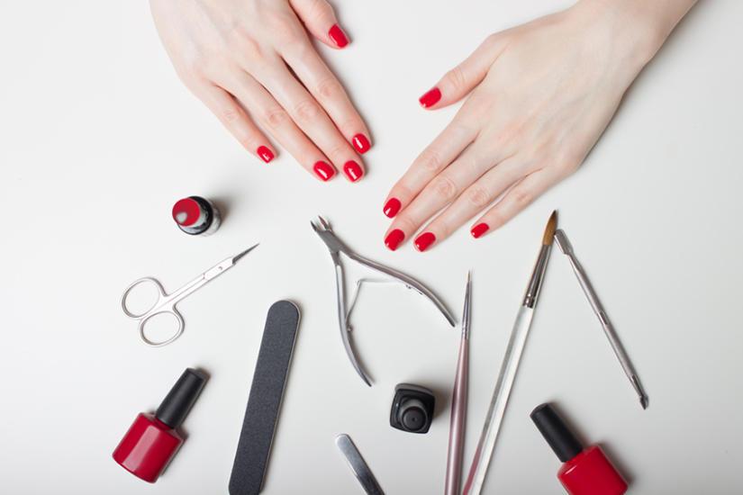 Przybory do paznokci
