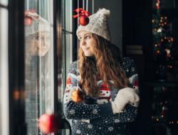 bluzy i swetry na święta