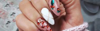 paznokcie z wzorkami
