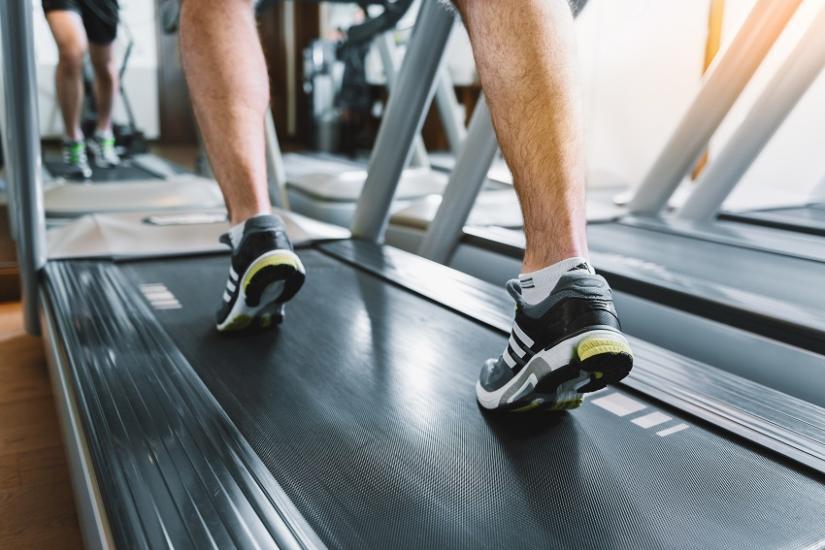 Pamiętaj o profesjonalnym obuwiu na siłownię!