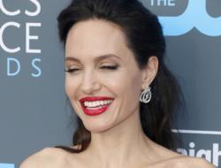 Angelina Jolie styl