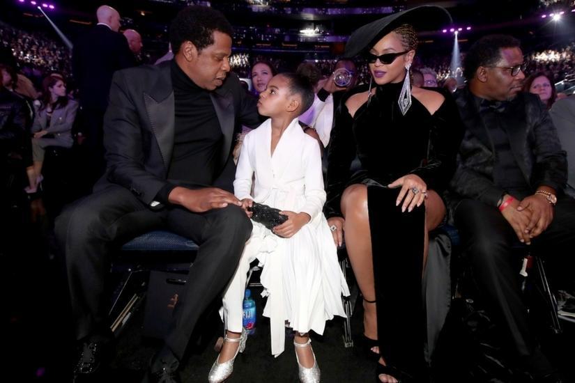 Na Grammy 2018 nie mogło zabraknąć Beyonce i jej familii