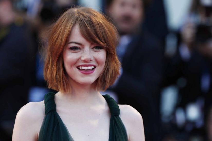 Rudy odcień włosów to jeden z odważniejszych kolorów