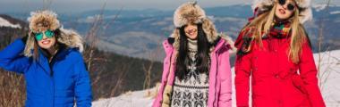 kurtki na wyjazd w góry