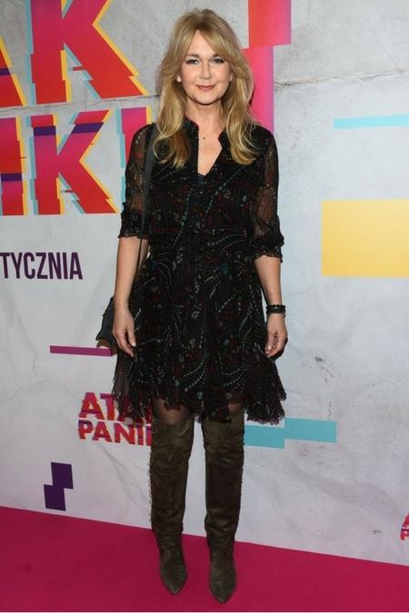 Grażyna Torbicka udowadnia, że kobiety 50+ mogą wyglądać modnie i stylowo
