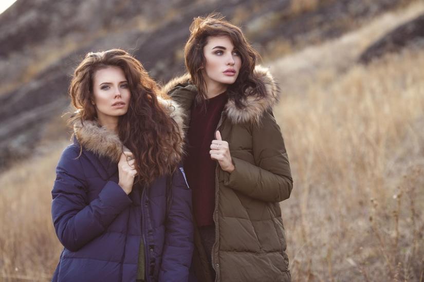 Puchowe kurtki to najcieplejsze okrycie wierzchnie