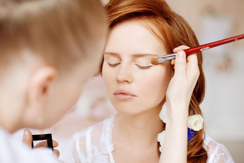 makijaż na studnówkę