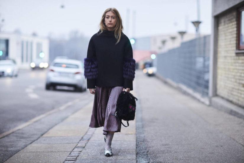 31c74fd826b26 Jak nosić spódnicę midi zimą?