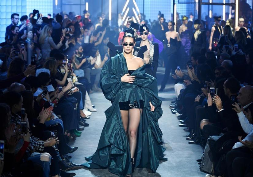 Pokazy mody Haute Couture Spring-Summer 2018